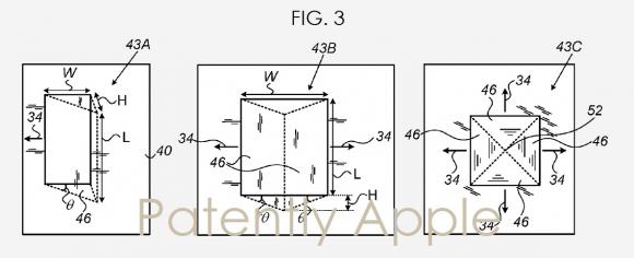 apple  深度 モーショントラッキング primesense 特許