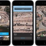 iOS11 ベータ2 Flyover VRモード