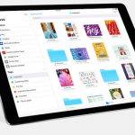 iOS-11 iPad Files