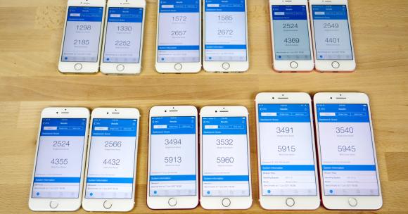iOS11 iOS10.3.2 速度 EverythingApplePro