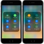 iOS11 機内モード