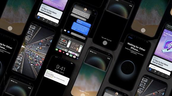 iOS11+iPhone8-1