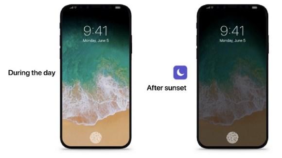 iOS11+iPhone8-7