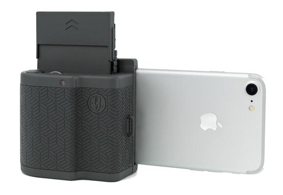 iPhone Prynt Pocket Makuake インスタントカメラ