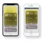 iPhone X iPhone8 iOS11 イメージ iDrop News