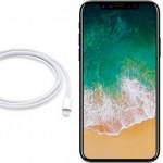 iPhone8 USB-C 急速充電