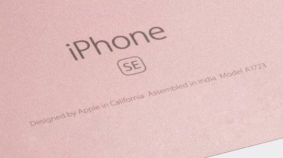 インド製iPhone SE
