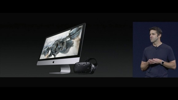 WWDC 17 VR imac