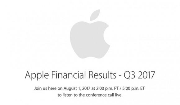 Apple 3Q2017