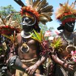 フリー素材 flickr パプアニューギニア
