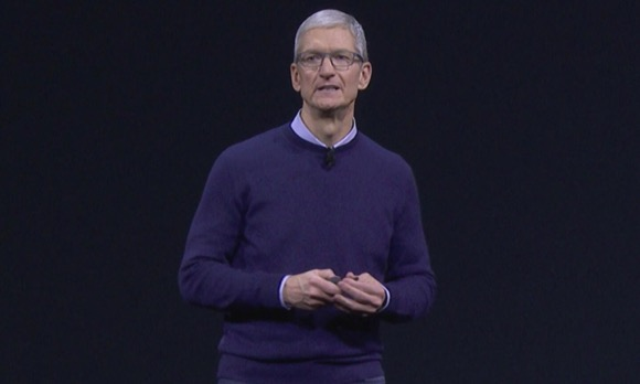 Apple ティム・クックCEO WWDC 17