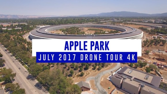 Apple Park Matthew Roberts July 2017