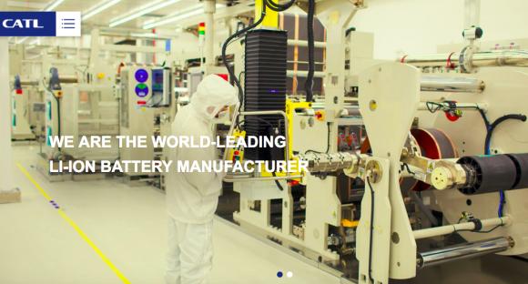 Apple、中国の自動車バッテリー企業と密かに提携!?