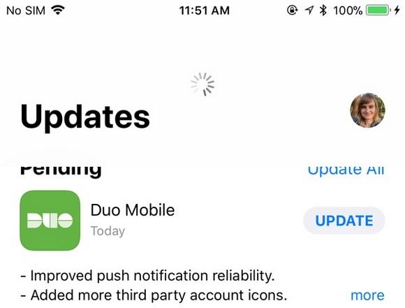 iOS11ベータ4