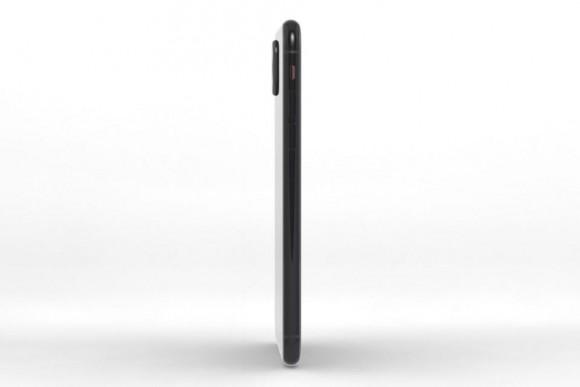 iPhone8 デザイン