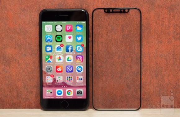 iphone8 スクリーンプロテクター