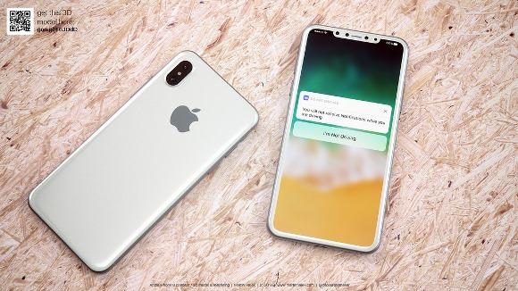 iPhone8 Martin Hajek