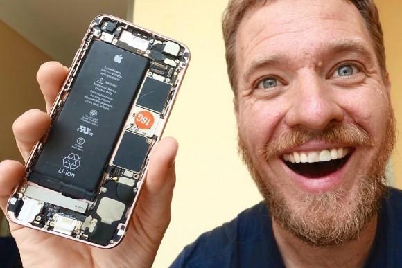 中国で自分でパーツを集めてiPhoneを作ってみた