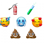 2018 絵文字 Unicode11.0