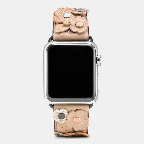COACH Apple Watch ストラップ 2017秋