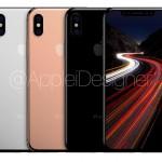 iphone8 ブラッシュゴールド