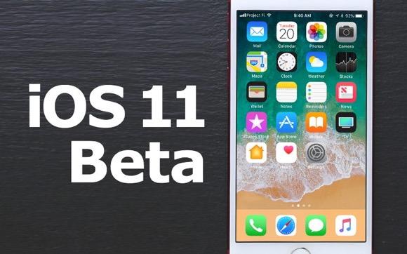 iOS11 ベータ5