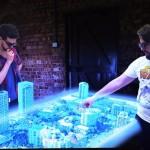ホログラム AR VR Euclideon
