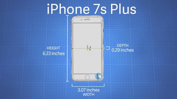 iPhone7s Plus