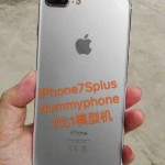 iPhone7s Plusのダミーモデル