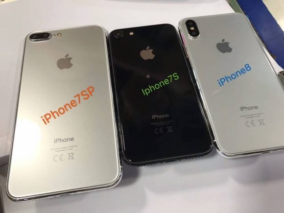 iPhoone8 iPhoone7s iPhoone7s Plus 比較