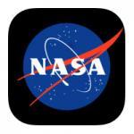 iOS アプリ NASA