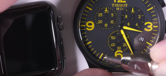 apple watch サファイヤクリスタル