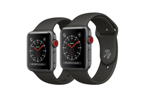 Apple Watchシリーズ3