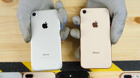 iPhone8 折り曲げテスト EverythingApplePro