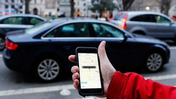 Uber ロンドン