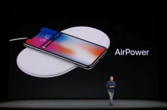 iphone x 充電ワイヤレス充電器  airpower