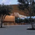 apple visitor center ビジターセンター