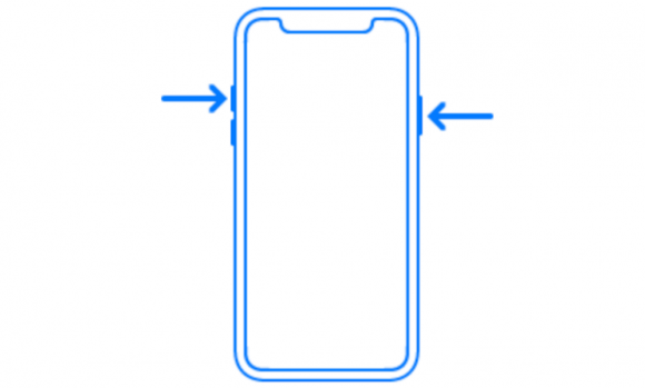 iphone x iphone8 ホームボタン