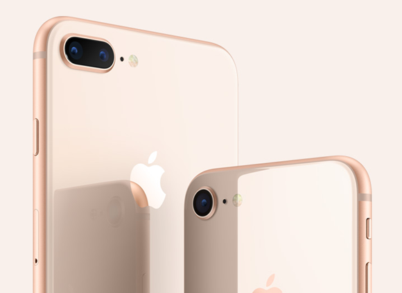 iPhone8 公式画像