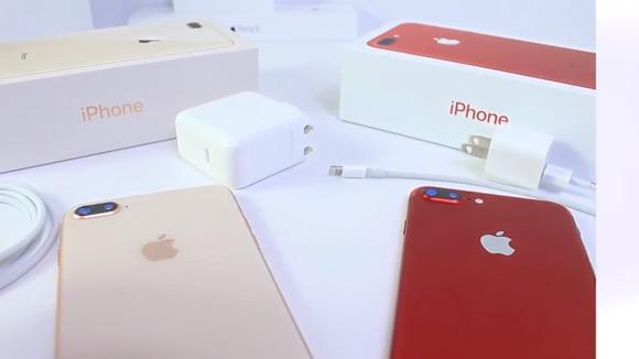 iPhone8 Plus 高速充電