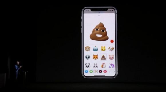 iPhone X AR 拡張現実