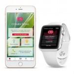病院 Apple Watch アプリ