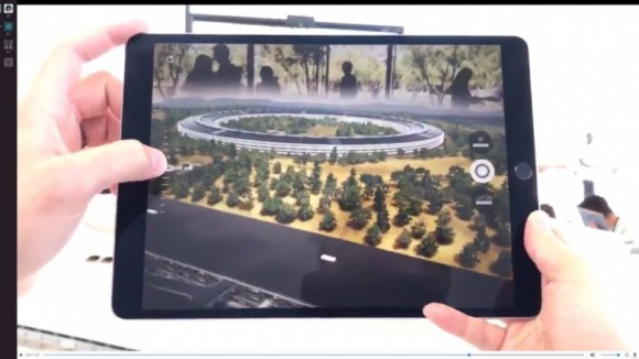 apple park ar