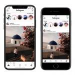 iphone8 twitter instagram 表示 ホームボタン