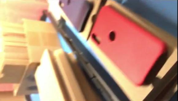Apple iPhone8 レザーケース