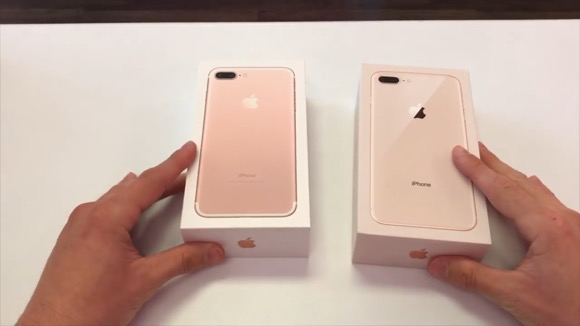iPhone8 Plus 開封動画 EverythingApplePro