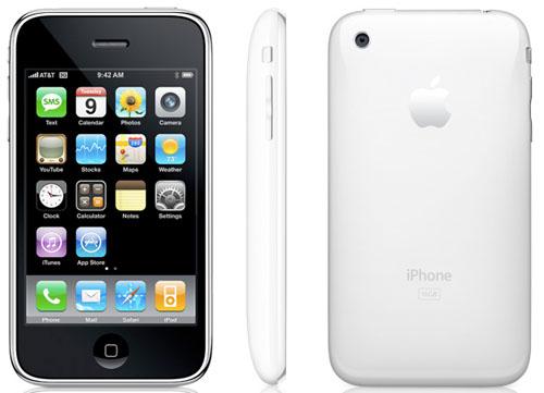 iphone3gs ホワイト