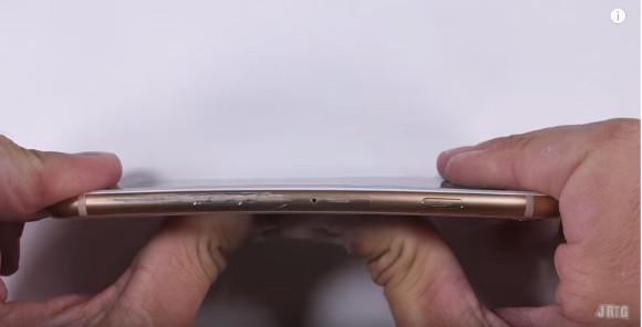 iPhone8 強度検証
