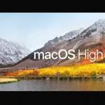 WWDC 17 macOSHighSierra