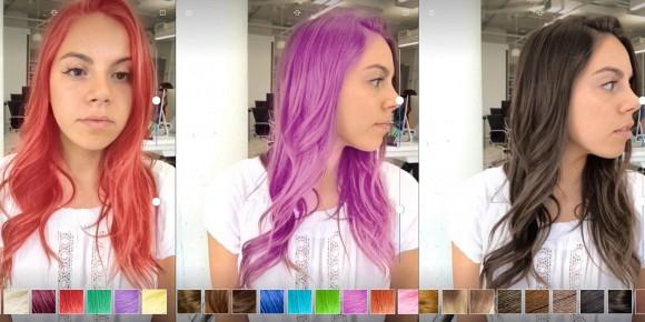 アプリ 髪 染める 秋っぽくヘアチェンしたい♩最新ヘアをあれこれ試せるヘアシミュレーションアプリをまとめました♡